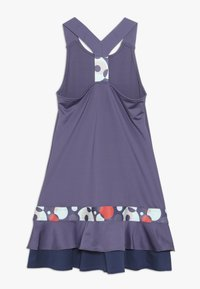 adidas Performance - FRILL DRESS - Sports dress - purple - 1