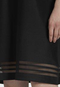adidas Originals - Skjortklänning - black - 5