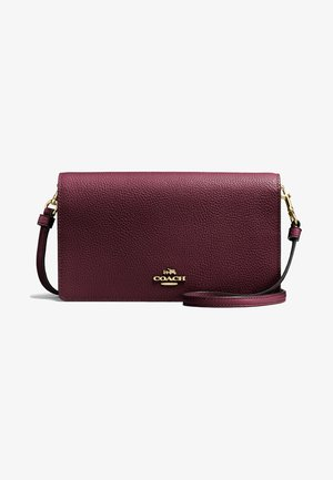 Clutches - oxblood