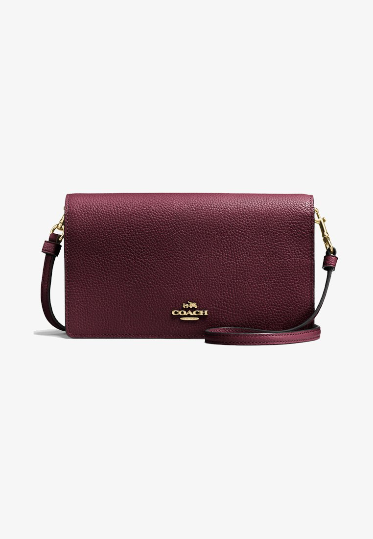 Coach - Clutch - oxblood