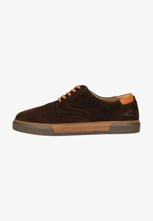 Sneakers laag - dark brown c