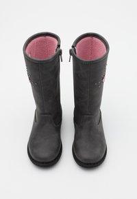 Friboo - Botas - dark gray - 3