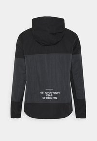 Nike Sportswear - AIR ANORAK - Vindjacka - black/anthracite/white - 1
