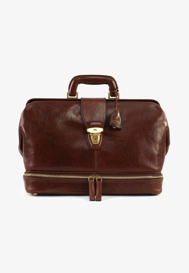 STORY UOMO DOCTOR'S - Handbag - marrone 14