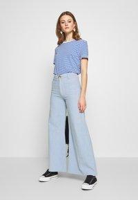 Rolla's - SUPER SAILOR RAMIE PANT - Trousers - sky blue - 1