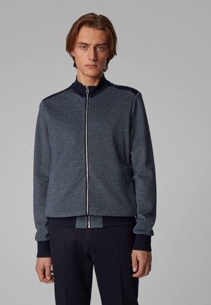 SHEPHERD 25 - veste en sweat zippée - dark blue