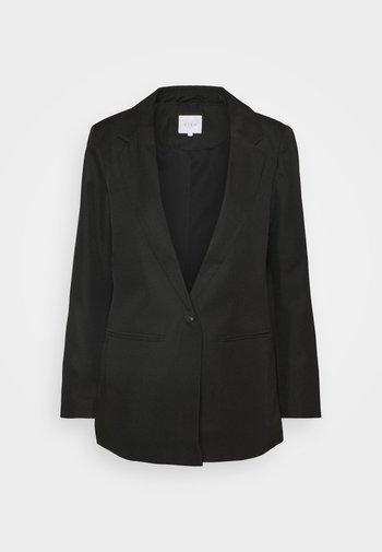 VIBRENDY - Blazer - black