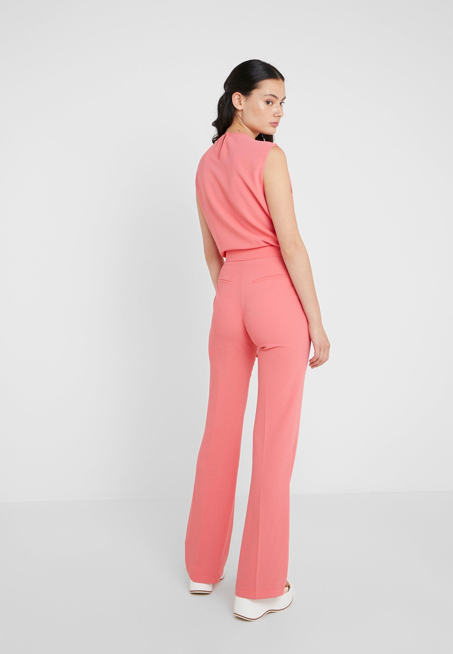 See by Chloé Pantalon classique - poppy peach - Pantalons & Leggings Femme pTCLq