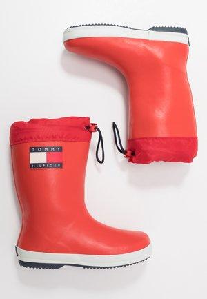 Holínky - red
