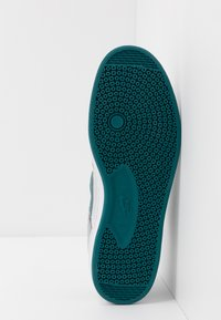 Nike SB - ALLEYOOP UNISEX - Skateschoenen - particle grey/geode teal/photon dust/white - 4