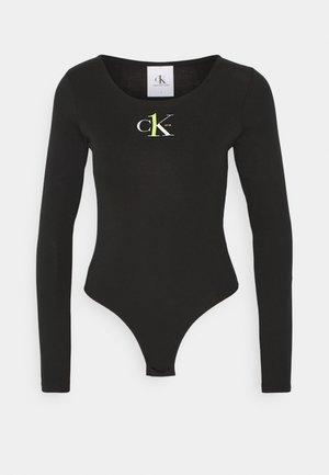 CK1 - Long sleeved top - black