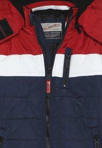 Petrol Industries - Winter jacket - deep navy - 5