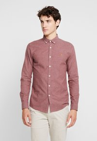 Farah - STEEN  - Shirt - dark mauve - 0
