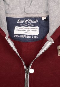 Band of Rascals - Zip-up hoodie - brick-red - 2
