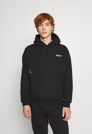 HOUSE HOODY UNISEX - Sweatshirt - black