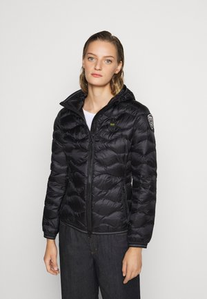 GIUBBINI CORTI - Down jacket - black