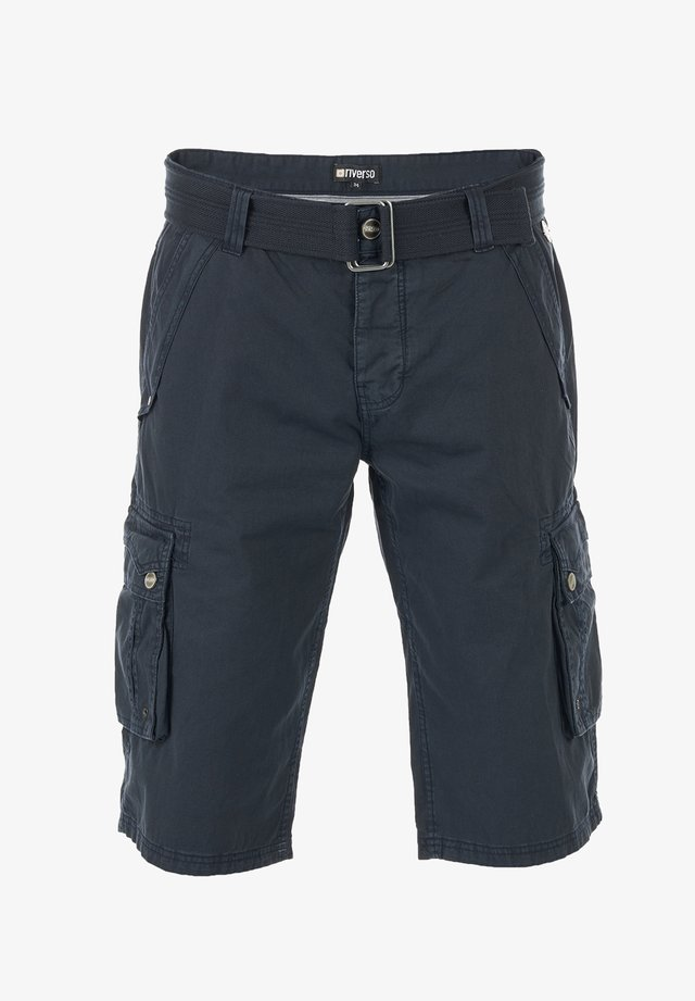 RIVANTON - Shorts - navy