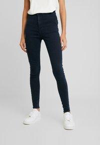 Topshop - JONI - Jeans Skinny Fit - blue/black - 0