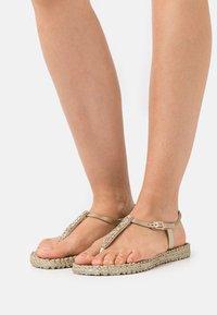 Ilse Jacobsen - CHEERFUL - Pool shoes - platin - 0
