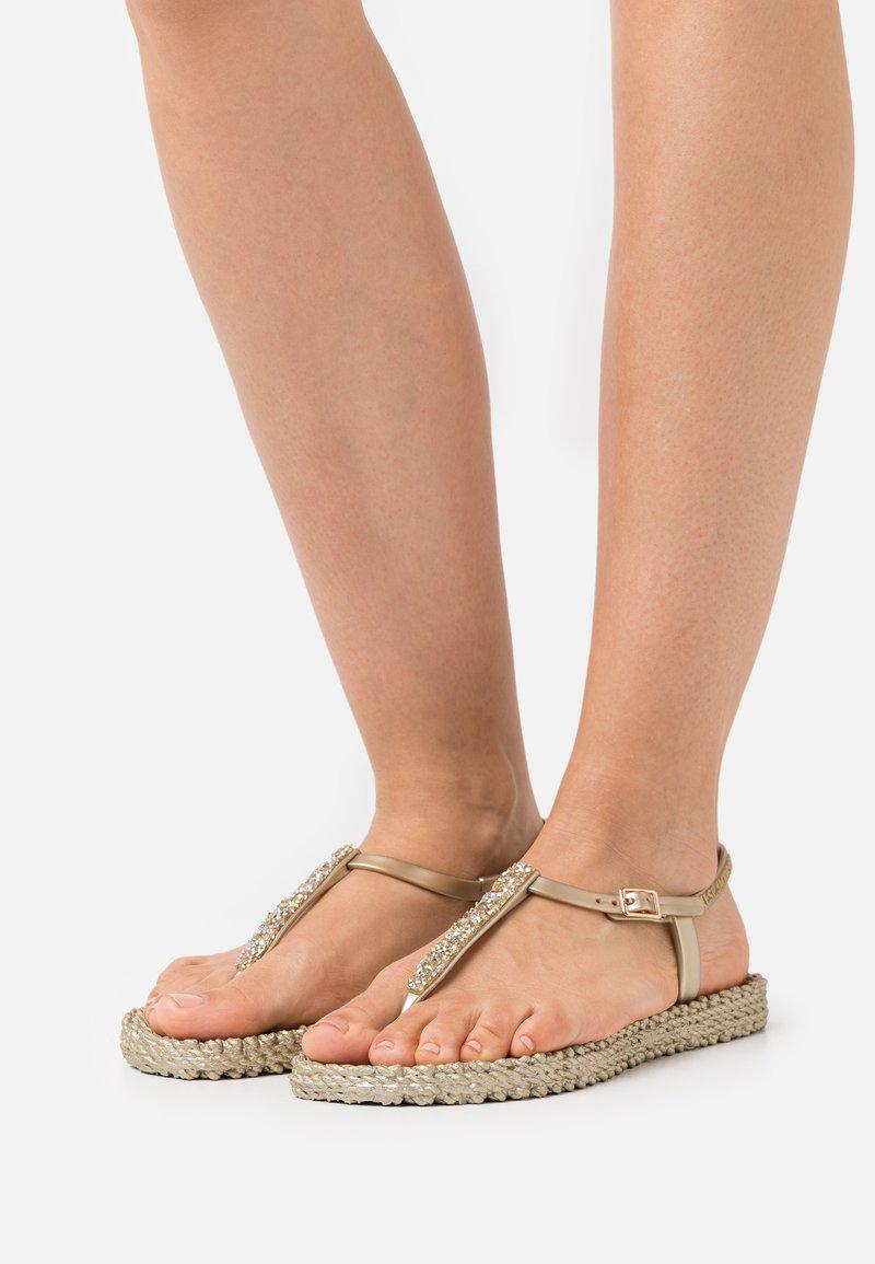 Ilse Jacobsen - CHEERFUL - Pool shoes - platin