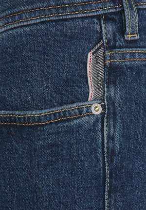 RELAXED - Slim fit jeans - blue medium wash