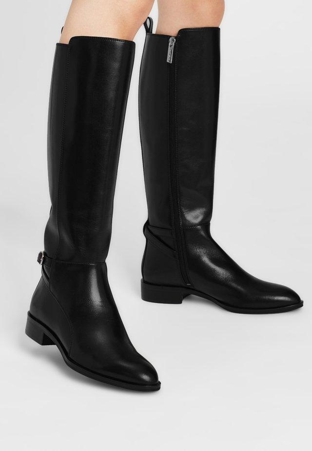 MONICA - Laarzen - schwarz