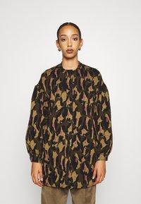 Diane von Furstenberg - CARMELLA COAT - Classic coat - cocoa brown - 0