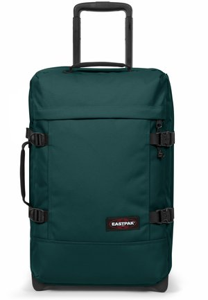 TRANVERZ M - Wheeled suitcase - emerald green