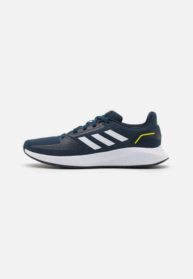 RUNFALCON 2.0 UNISEX - Scarpe running neutre - crew navy/footwear white/legend ink