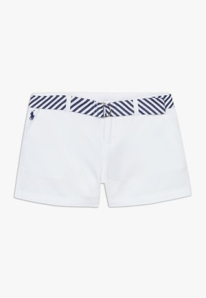 SOLID BOTTOMS - Kraťasy - white