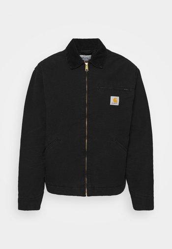 DETROIT JACKET DEARBORN - Light jacket - black