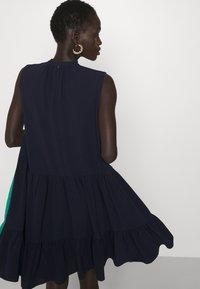 Roksanda - ATHISA DRESS - Denní šaty - parakett/midnight - 5