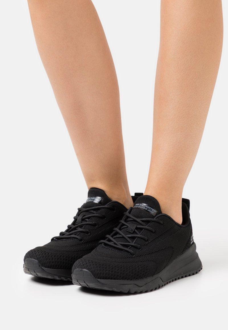 Skechers Sport - BOBS SQUAD 3 - Zapatillas - black