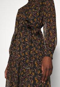 Ted Baker - LETTII - Shirt dress - black - 4