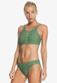Roxy - LOVE SONG  - Bikinibroekje - vineyard green - 2