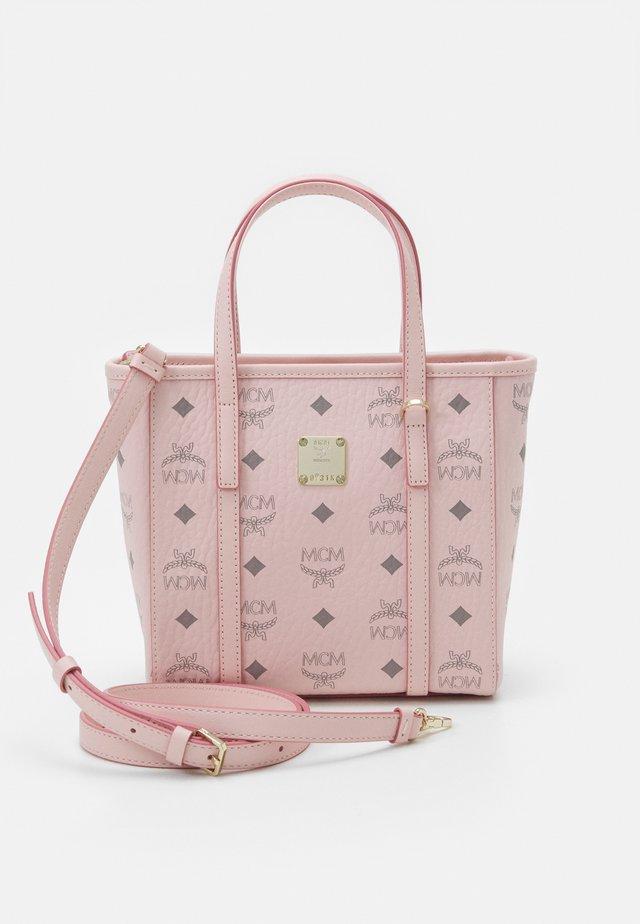 TONI VISETOS - Shopping Bag - powder pink