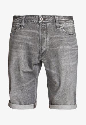 ARC 3D 1/2 - Denim shorts - sato black denim sun faded black stone