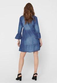JDY - Denim dress - medium blue denim - 2