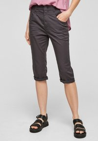 QS by s.Oliver - Shorts - dark grey - 0