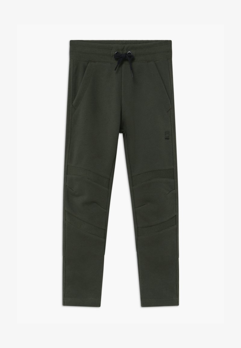 G-Star - Tracksuit bottoms - mottled dark grey