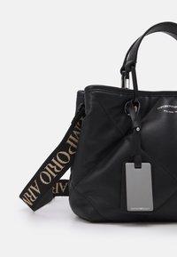Emporio Armani - MYEABORSA SET - Handbag - nero - 4