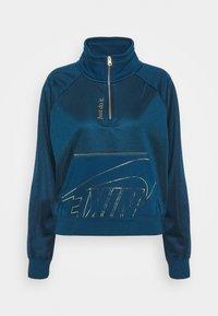 Nike Sportswear - Mikina - valerian blue/deep ocean/metallic gold - 3