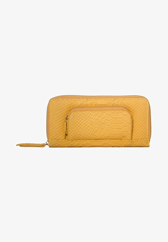 Wallet - moutarde