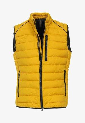 CASA MODA - Waistcoat - gelb