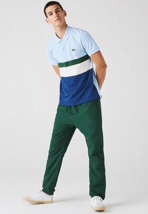 Polo - bleu / blanc / vert / bleu