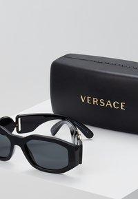 Versace - UNISEX - Sunglasses - black - 2