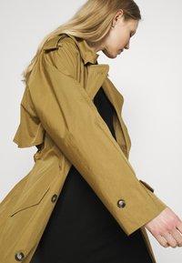 Marc O'Polo - DRESS LONGSLEEVE COLLAR WITH - Jumper dress - black - 3