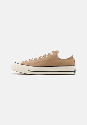 CHUCK TAYLOR ALL STAR 70 UNISEX - Matalavartiset tennarit - khaki/egret/black