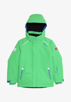KIDS HOLMENKOLLEN SNOW JACKET PRO - Snowboardjas - bright green