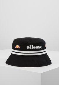Ellesse - LORENZO BUCKET HAT UNISEX - Hat - black - 0
